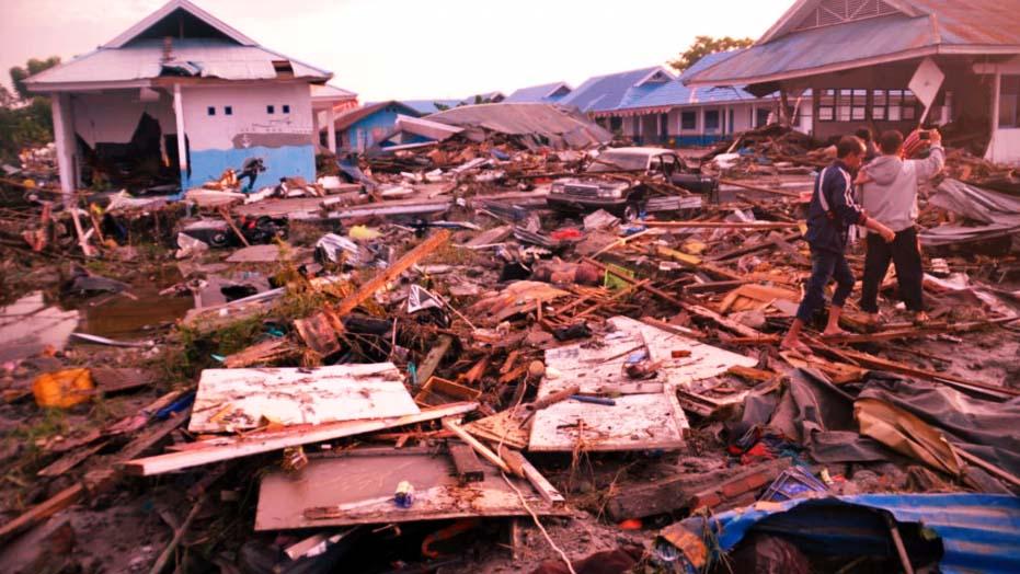 इन्डोनेसियामा भूकम्प