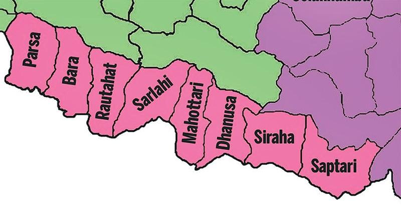 प्रदेश दुईको राजधानी टुङ्गोः संसदीय विशेष समितिमा  सहमतिभए जनकपुरधाम  राजधानी हुने